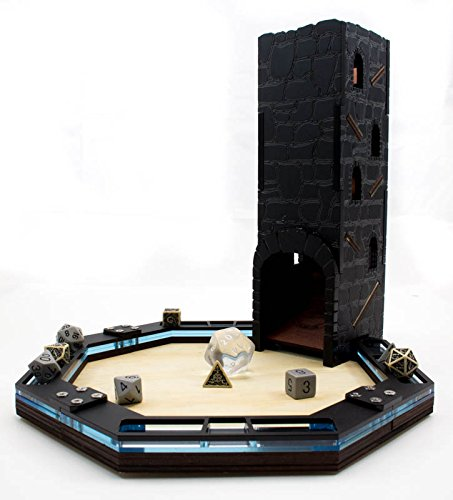 Dragon Stone Dice Tower by C4Labs by C4Labs (Image #3)