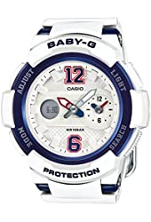 CASIO Ladies Watch BABY-G BGA-210-7B2JF