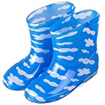 Kids Rubber Boots Short rain Boots