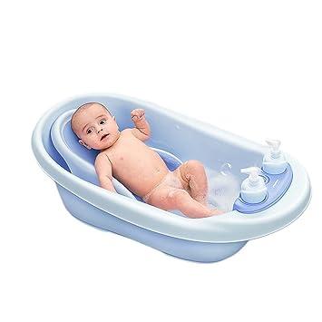 Amazon.com: Baby Tub - Baby Bath Tub Can Sit Lie Children Bucket ...
