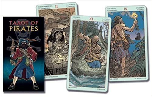 Tarot of the Pirates /Tarot De los Piratas Lo Scarabeo ...