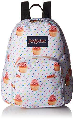 JanSport Half Pint Backpack Cupcakes
