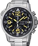 "Seiko Men's SSC093 ""Adventure-Solar Classic"" Stainless Steel Watch"