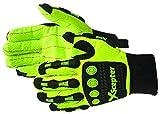 Best Impact Gloves - Liberty Glove & Safety 0928M Impact Glove, Medium Review