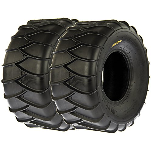 Set-of-2-SunF-A036-ATV-Sand-Tires-22x10-9-Rear-4-Ply
