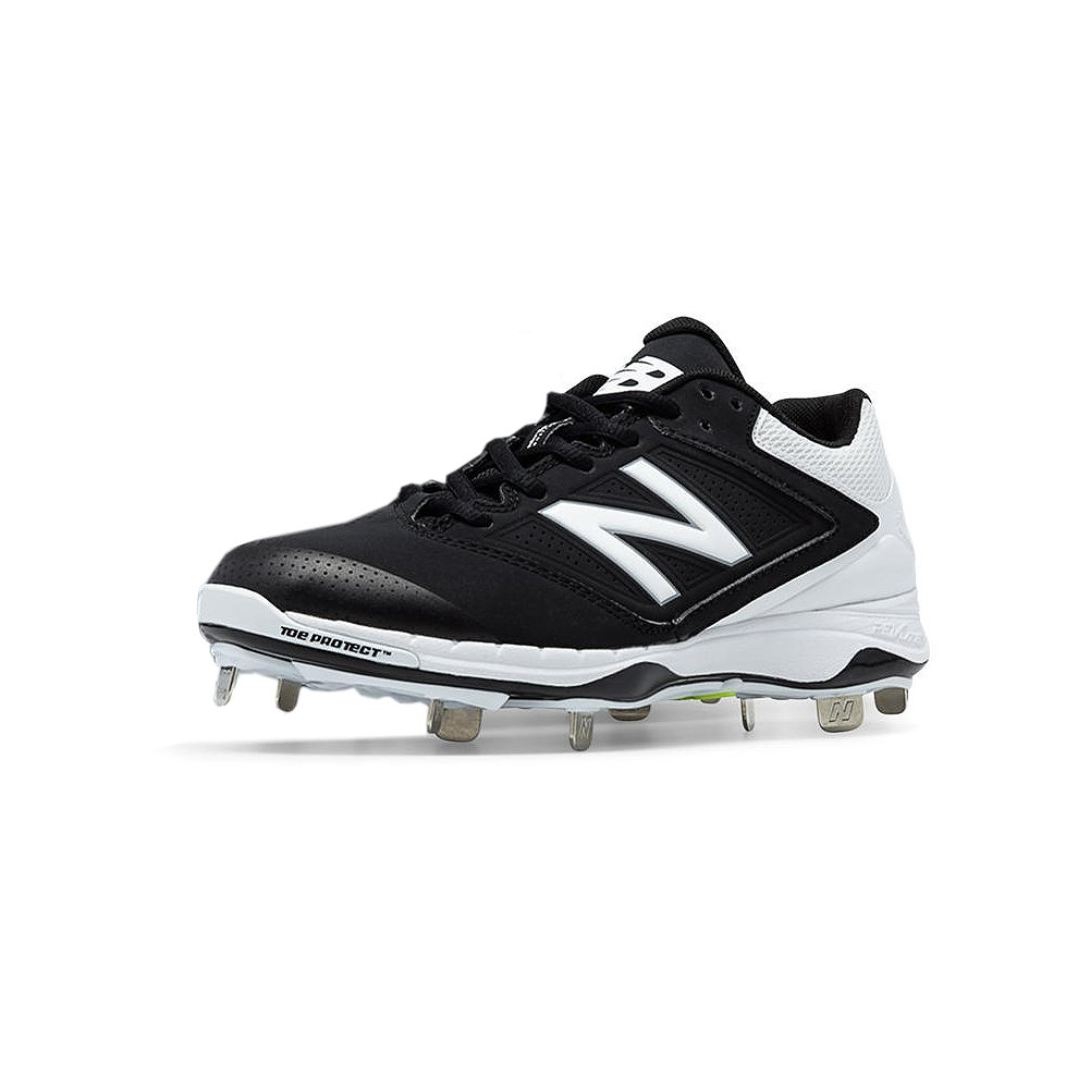 New Balance Women's SM4040B1, Black/Whit, 10 B US by New Balance