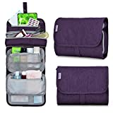 Toiletry bag specifications: Material: nylon cloth Length: 24 cm / 9.5 inches Height: 19 cm / 7.5 inches Width: 5 cm / 2 inches Weight: 0.27kg / 9.5oz Toiletry bag function: 1.waterproof material 2. Bag: All your hygiene items pocket 3.Zipper closure...