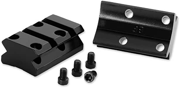 Browning 12550 2-Piece Base For Browning A-Bolt III Weaver Style Black Matte