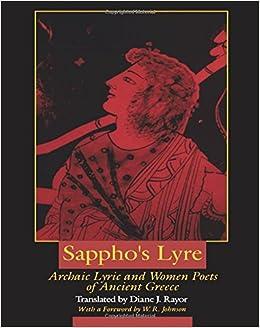 Sapphos lyre archaic lyric and women poets of ancient greece sapphos lyre archaic lyric and women poets of ancient greece fandeluxe Gallery