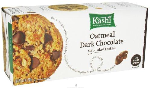 Kashi Oatmeal Cookies (KASHI COOKIE TLC OATML DRK CHOC, 8.5 OZ by Kashi)