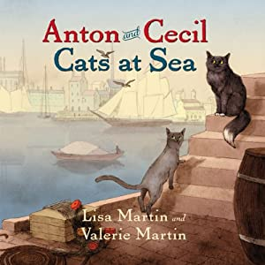 Anton and Cecil Audiobook