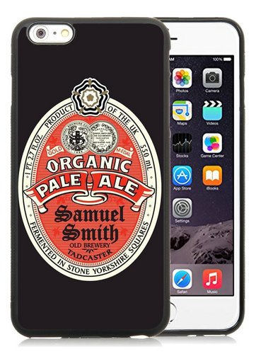 Organic Pale Ale (Samuel Smith Organic Pale Ale Black Phone Case for 6S Plus Plus 5.5 Inch,iPhone 6 Plus TPU Case)