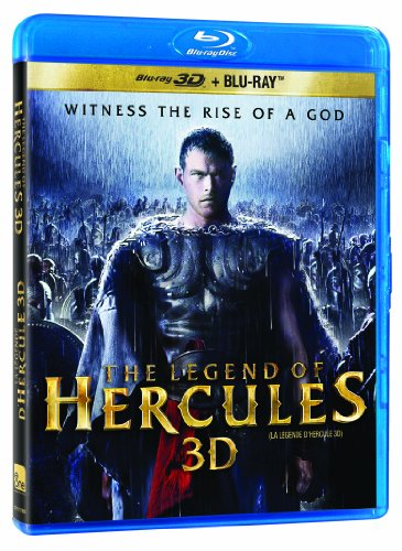 The Legend of Hercules [Blu-ray 3D + Blu-ray]