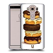 Head Case Designs Stack Doughnuts Soft Gel Case for LG G4 / H815 / H810