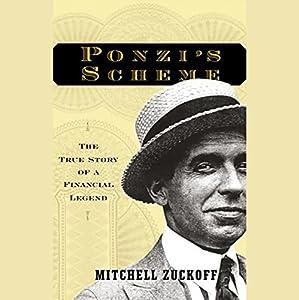 Ponzi's Scheme Audiobook