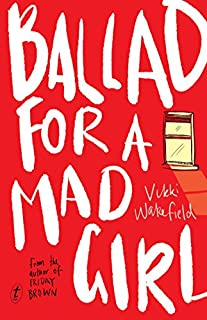 Book Cover: Ballad for a Mad Girl