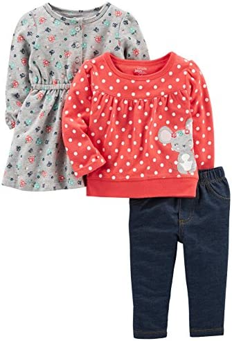 Simple Joys Carters Long Sleeve Playwear product image