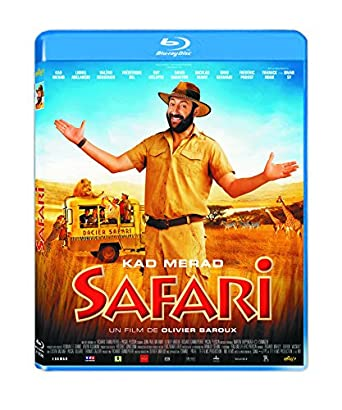 safari le film kad merad