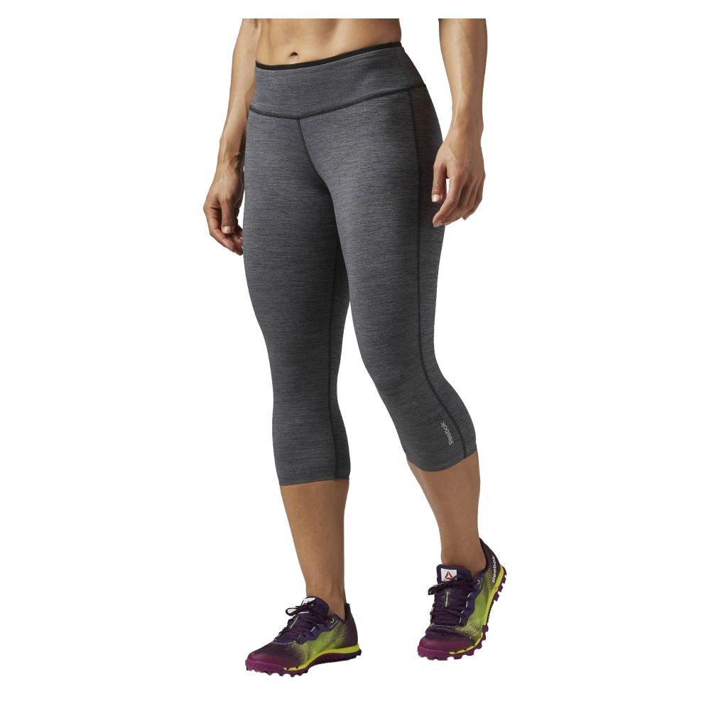 565f50c200 Reebok Women's Workout Ready Reversible Capri Pants