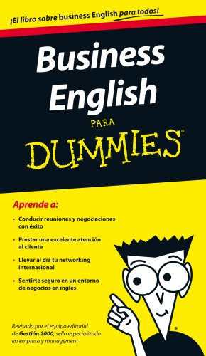 Business English para Dummies (Spanish Edition) - Kindle ...