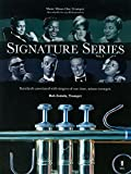img - for Signature Series, Volume 3: Music Minus One Trumpet book / textbook / text book