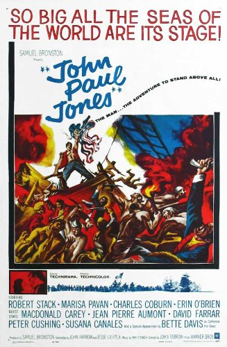 John Paul Jones Póster de película B 27 x 40 en - Pila de 69 ...