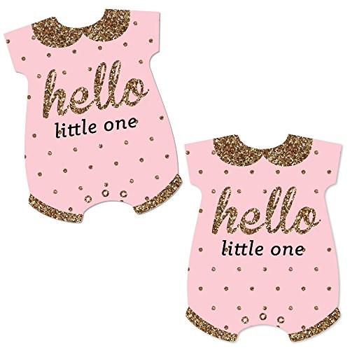 Hello Little One Decorations Essentials
