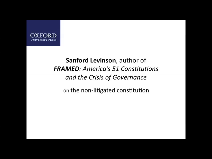 Framed: America\'s 51 Constitutions and the Crisis of Governance ...