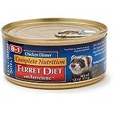 8 in 1 Complete Nutrition Ferret Diet