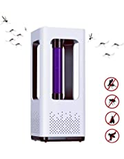 Fotocatalizador LED Mosquito Killer Lamp USB Powered Insect Killer No tóxico Protección UV Silencioso Adecuado para
