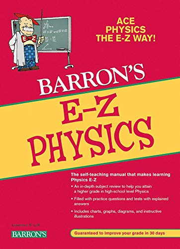 E-Z Physics (Barron's Easy Series)