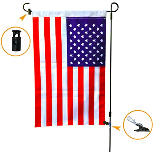 Review BOUTIQUE_GOODS Garden Flag Stand-Holder-Pole