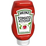 Heinz Tomato Ketchup, 20 ounce Easy Squeeze Bottle(Pack of 6)