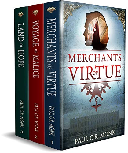 The Delpech Trilogy Box Set: Books 1 - 3 (Merchants of Virtue, Voyage of Malice, Land of Hope)