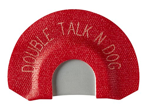 Johnny Stewart -P Double Talk'n Dog Predator Diaphragm Call