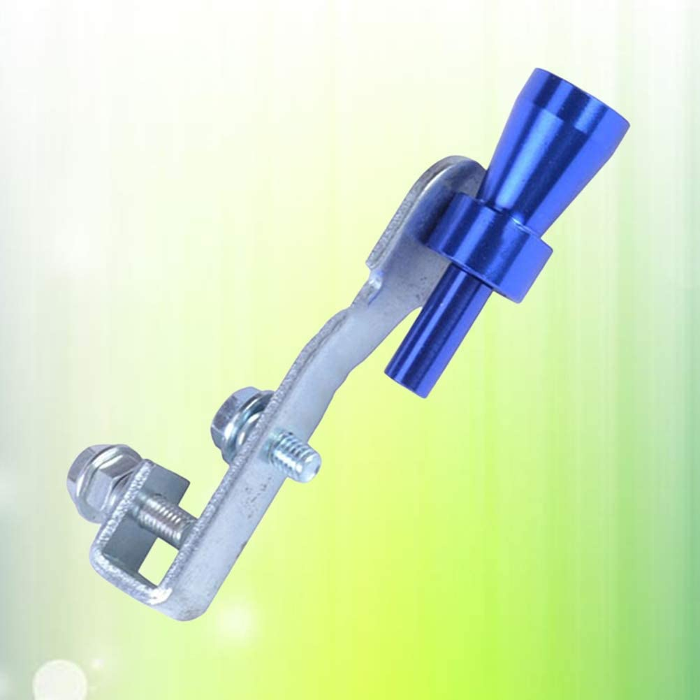 Vosarea Auto Turbo Sound Auspuff Pfeife Aluminiumlegierung Rohr Auspuff Abblasventil Simulator