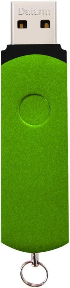 Memory Stick 8GB Datarm Thumb Drive Multicolor Pendrives 8 Pack USB 2.0 Flash Drives