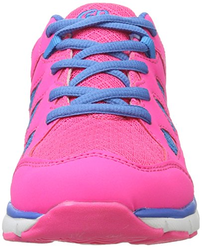 Bruetting Unisex-Erwachsene Spiridon Fit Sneaker Pink (pink/Blau) ...