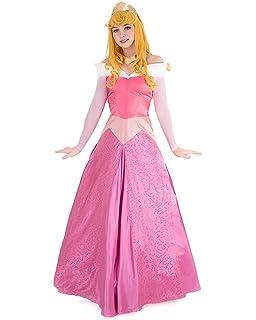 Amazon.com: CosFantasy Vestido de princesa Aurora Cosplay ...