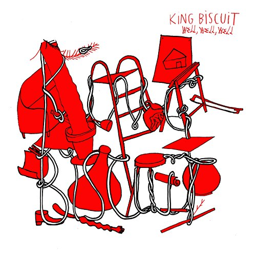 King Biscuit - Well Well Well - CD - FLAC - 2017 - FAiNT Download