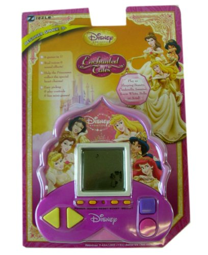 (Disney Princess game console- Princess Electronic handheld game)