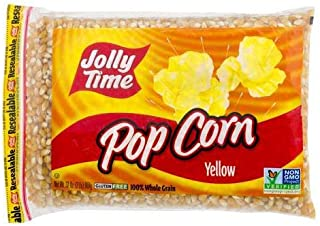 product image for Jolly Time, Yellow Popcorn (Pack of 4)