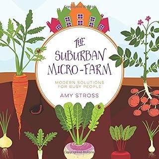 Book Cover: The Suburban Micro-Farm