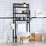 MallBoo Toilet Storage Rack, 3 -Tier