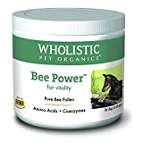 Wholistic Pet Organics Bee Powder Supplement, 8 oz