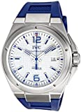 IWC Men's IW323608 Ingenieur Mission Earth White Textured Dial Watch