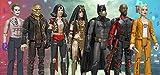 Funko Pop 8-Pack Bundle Suicide Squad Toys & Umbrella - Batman Deadshot Enchantress The Joker Katana Harley Quinn Killer Croc