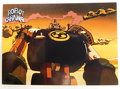 Robot Carnival: Master of Japanese Animation Promo Card P2 A Tale of Two Robots