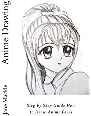 Anime Drawing: Step by Step Guide How to Draw Anime Faces