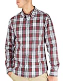 jack and jones dress shirt - Jack & Jones Red and Gray Plaid Shirt